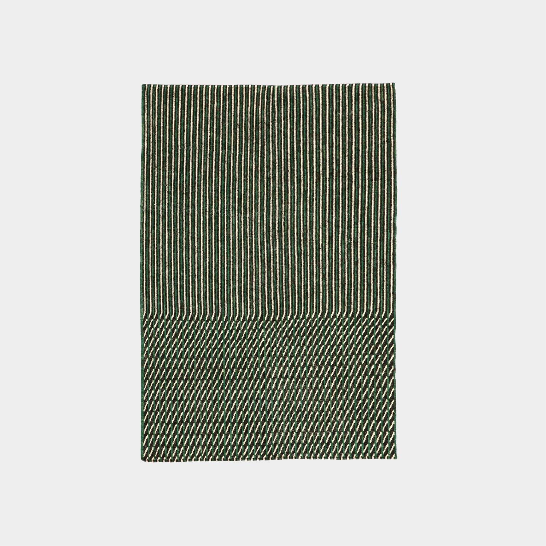 Blur Green Rug