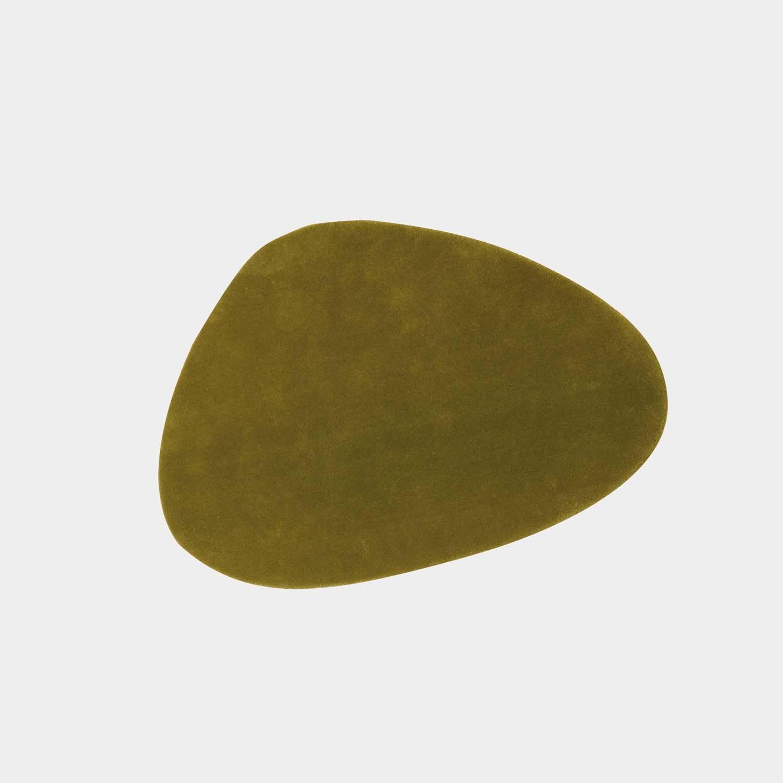Cal 3 Olive Green Rug
