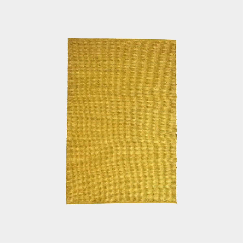 Tatami Yellow Rug