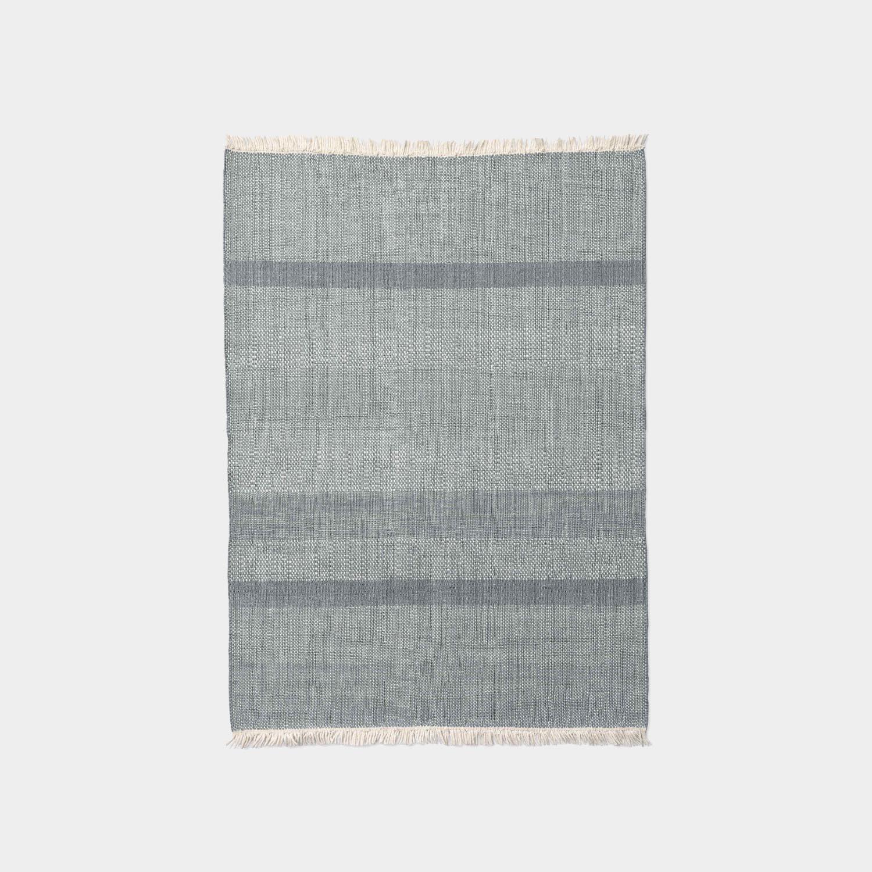Tres Texture Rug, Salvia, Medium