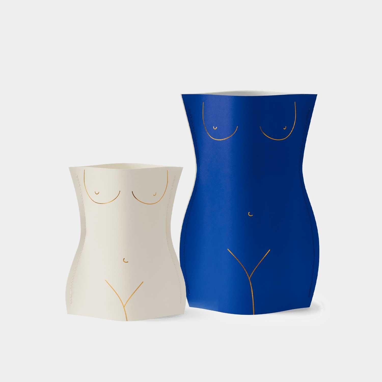 Paper Vase Venus