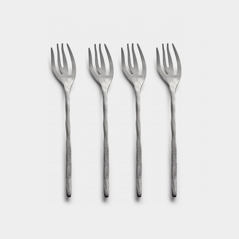 Table Fork Flora Vulgaris