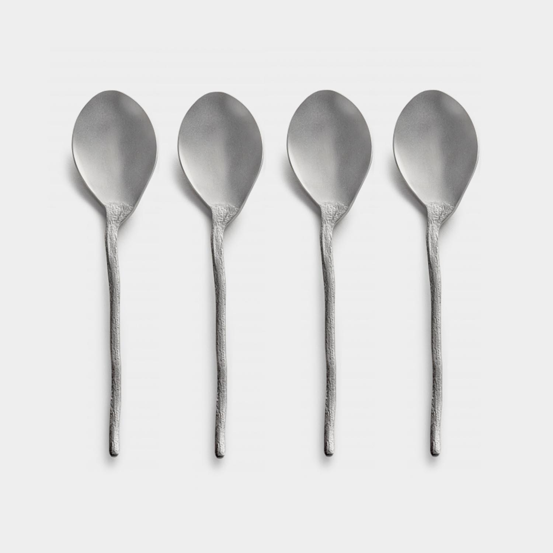 Table Spoon Flora Vulgaris