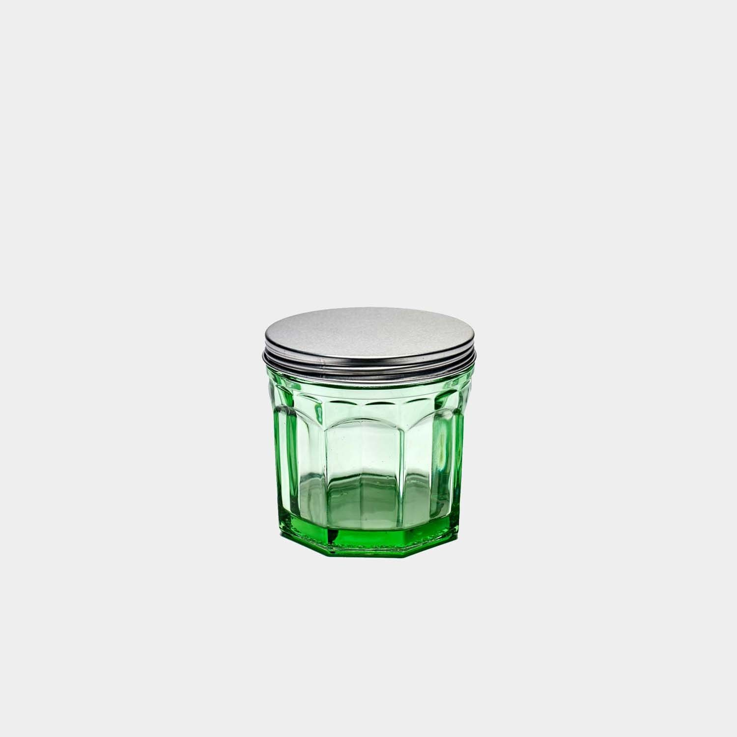 Small Jar Fish & Fish Green