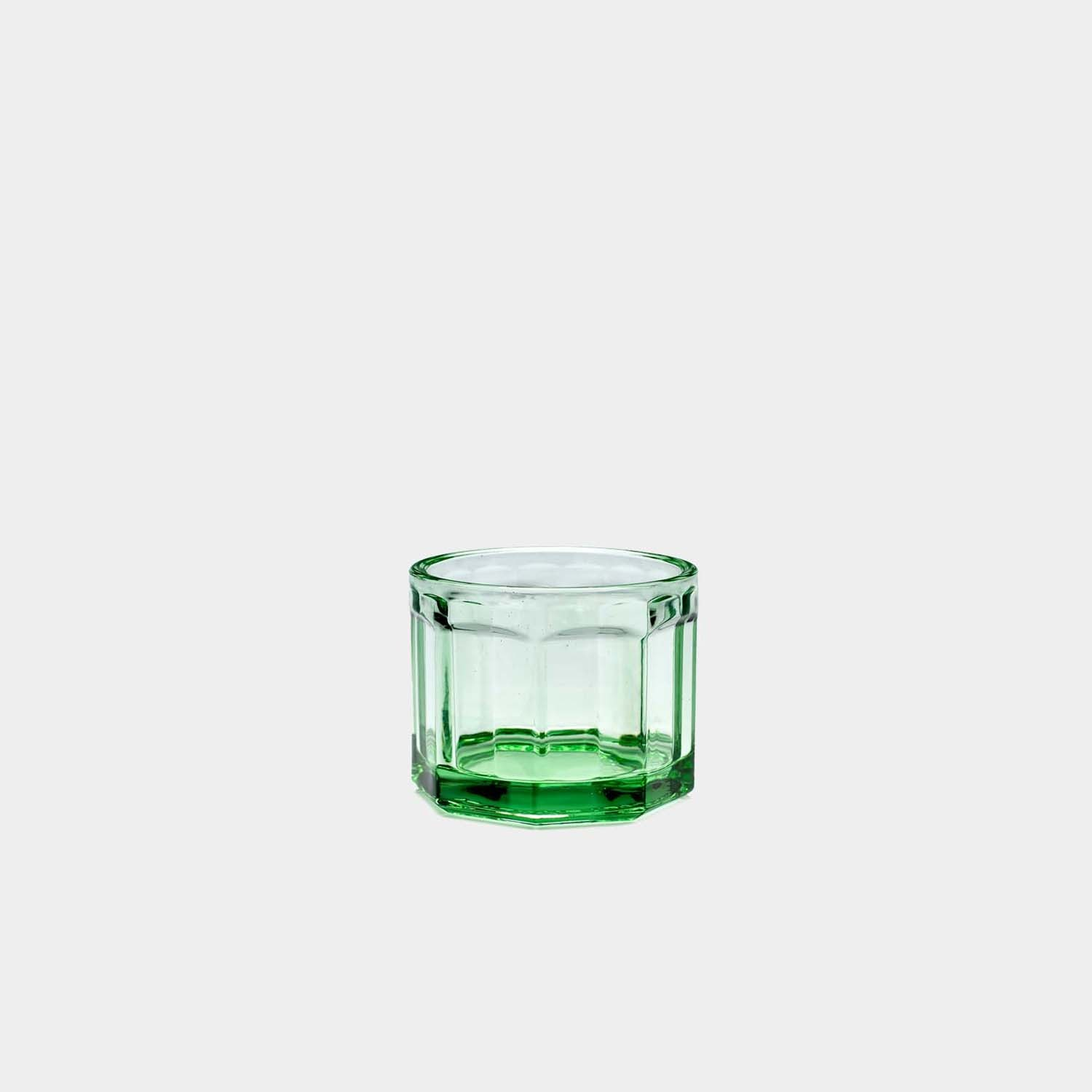 Small Glass Fish & Fish Green