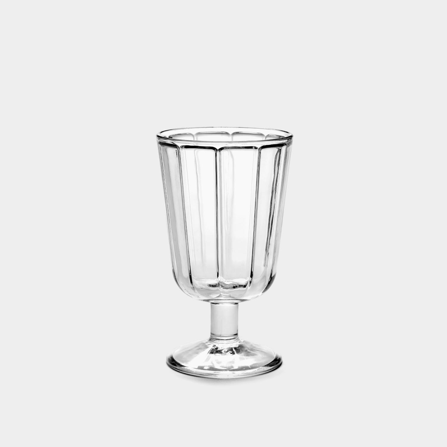 Red Wine Glass, Surface