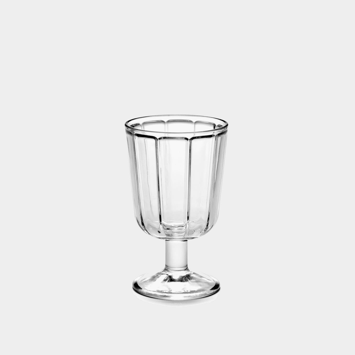 White Wine Glass, Surface