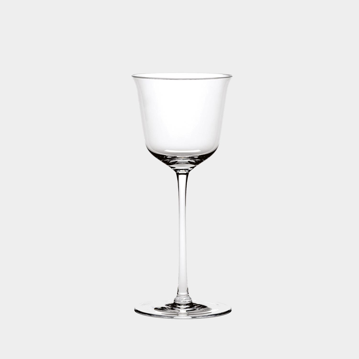 Red Wine Glass, Grace, Clear