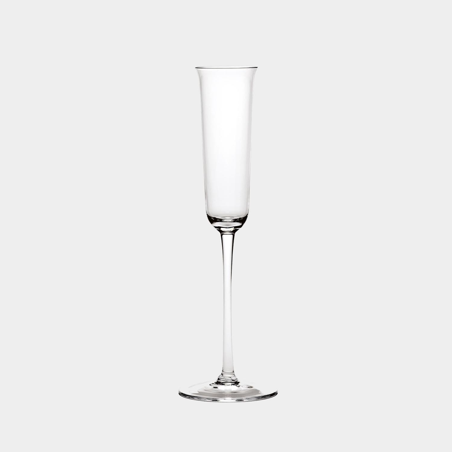 Champagne Flute, Grace, Clear
