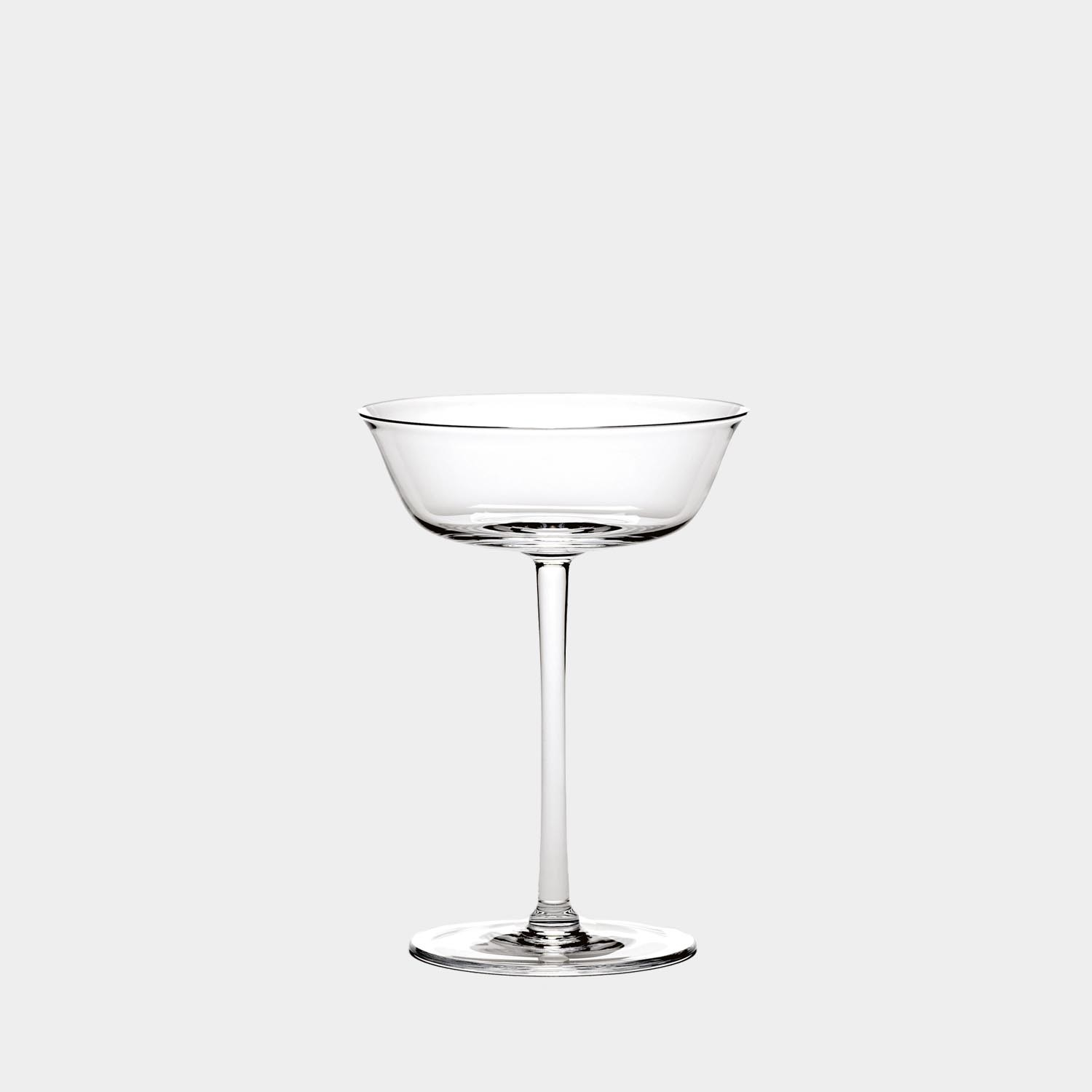 Champagne Coupe, Grace, Clear