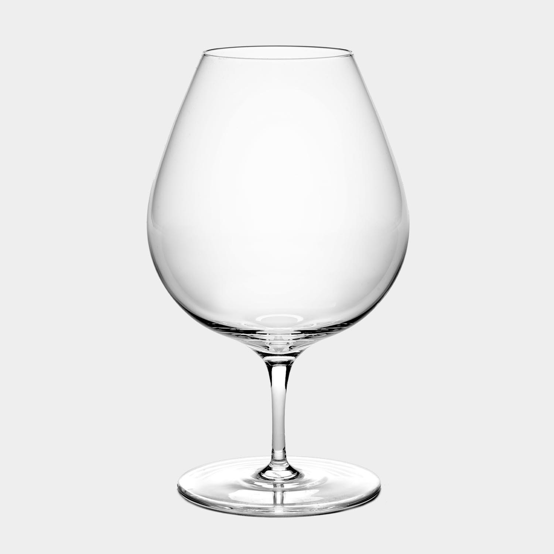 Red Wine Glass, Inku