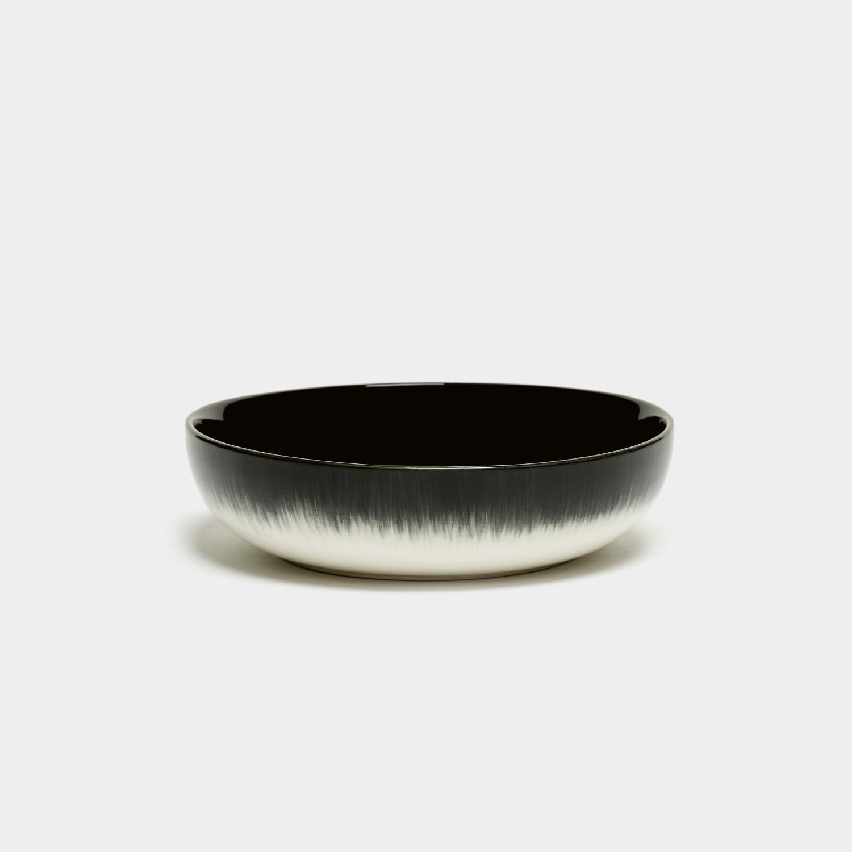 Dé High Plate, Off-White/Black Var B
