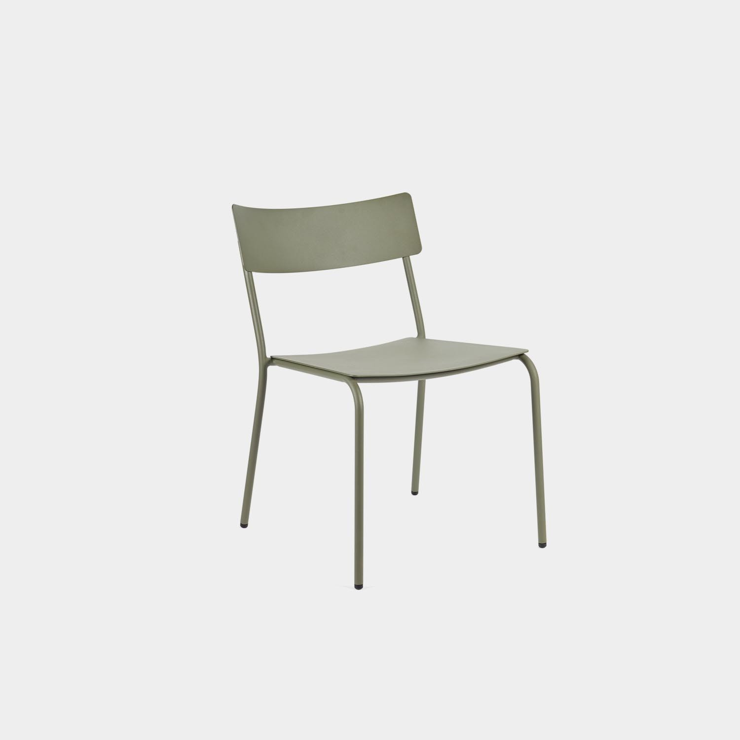August Dining Chair, Green