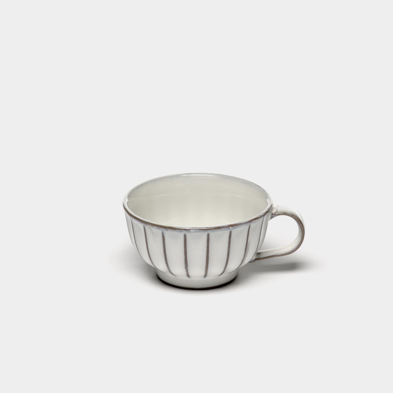 Cappuccino Cup Inku, White