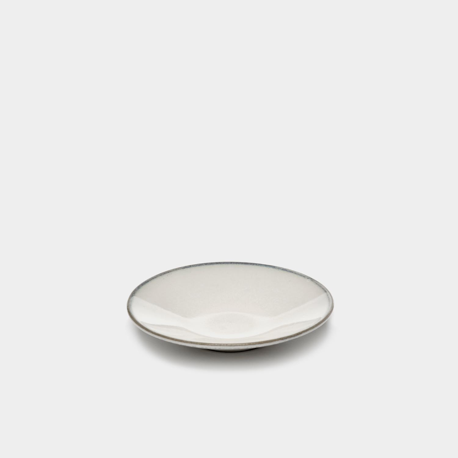 Saucer for Coffee Cup Inku, White