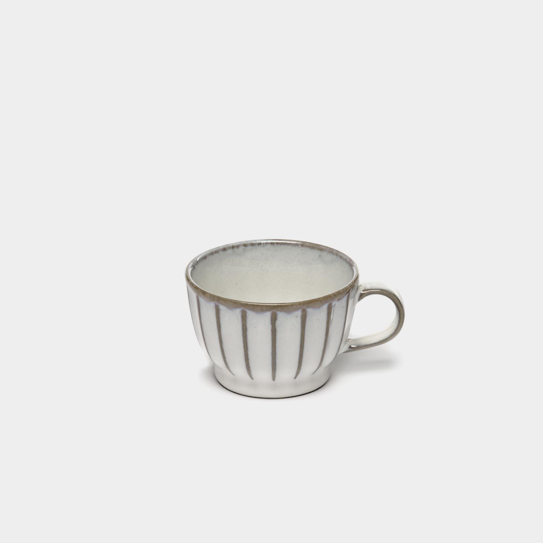 Coffee Cup Inku, White
