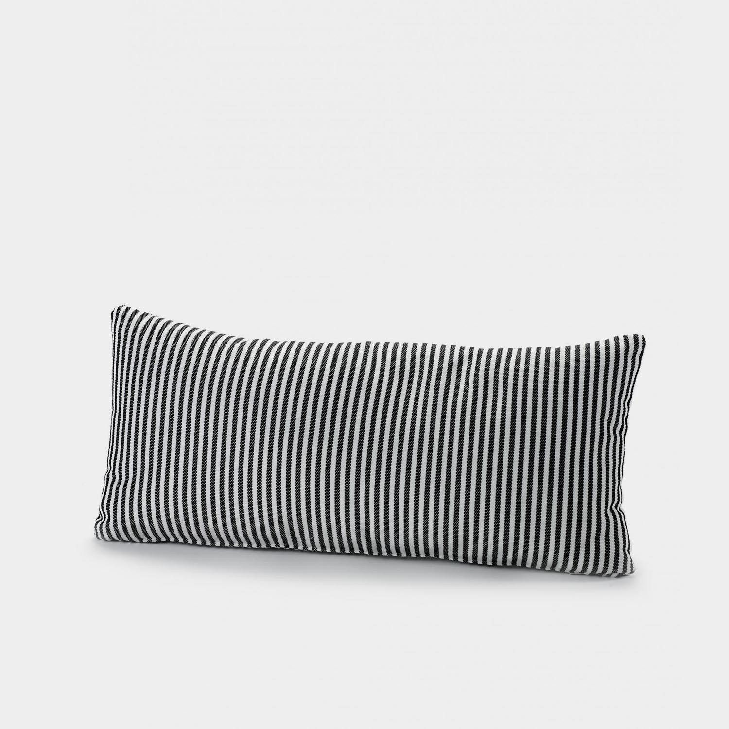 Fish & Fish Decorative Rectangular Cushion Stripe/Erba