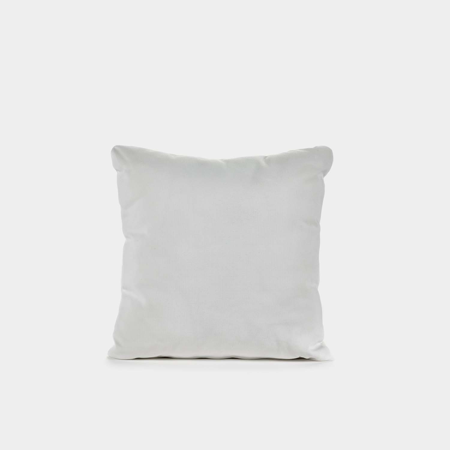 Decorative Cushion, Square, Outdoor, White