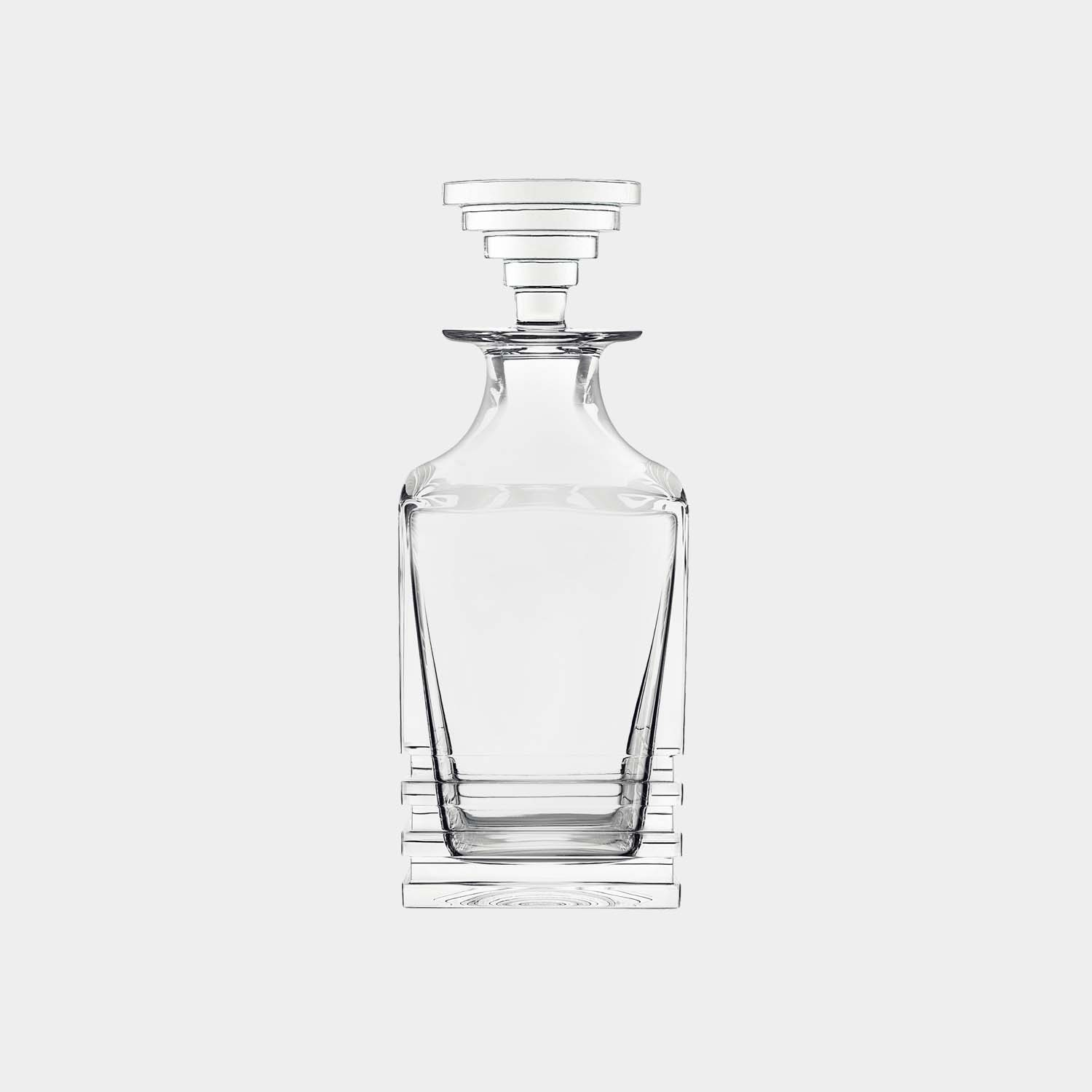 Decanter Oxymore, Square