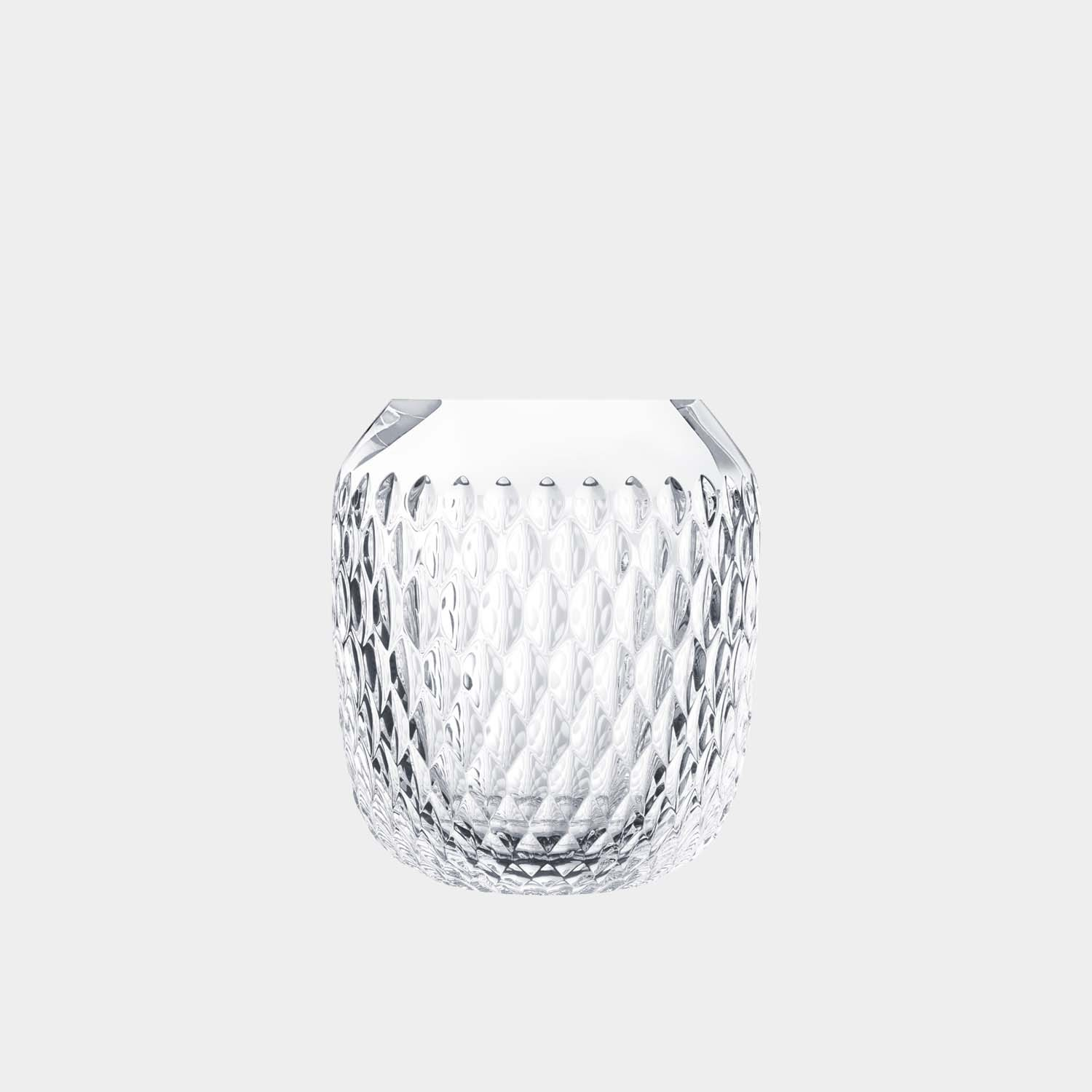 Crystal Vase Folia
