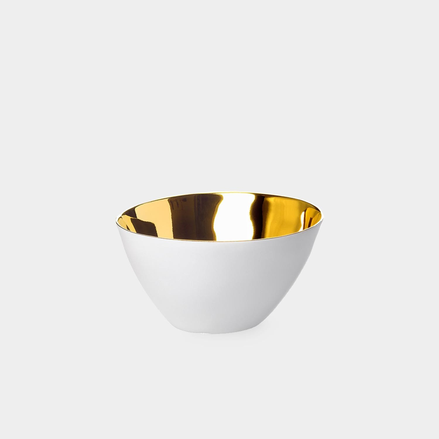 Small Bowl, Gold