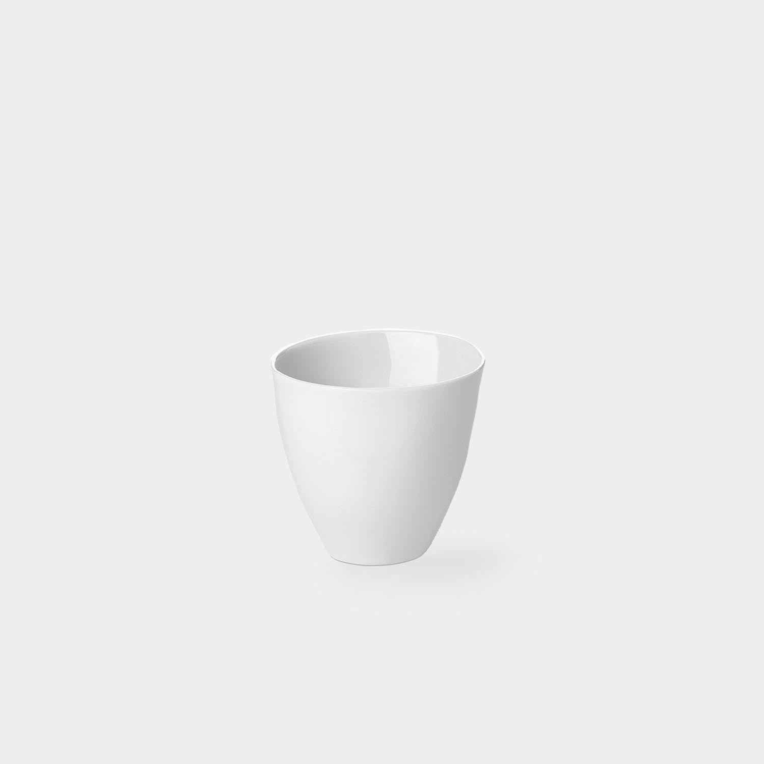 Coffee Cup White Porcelain