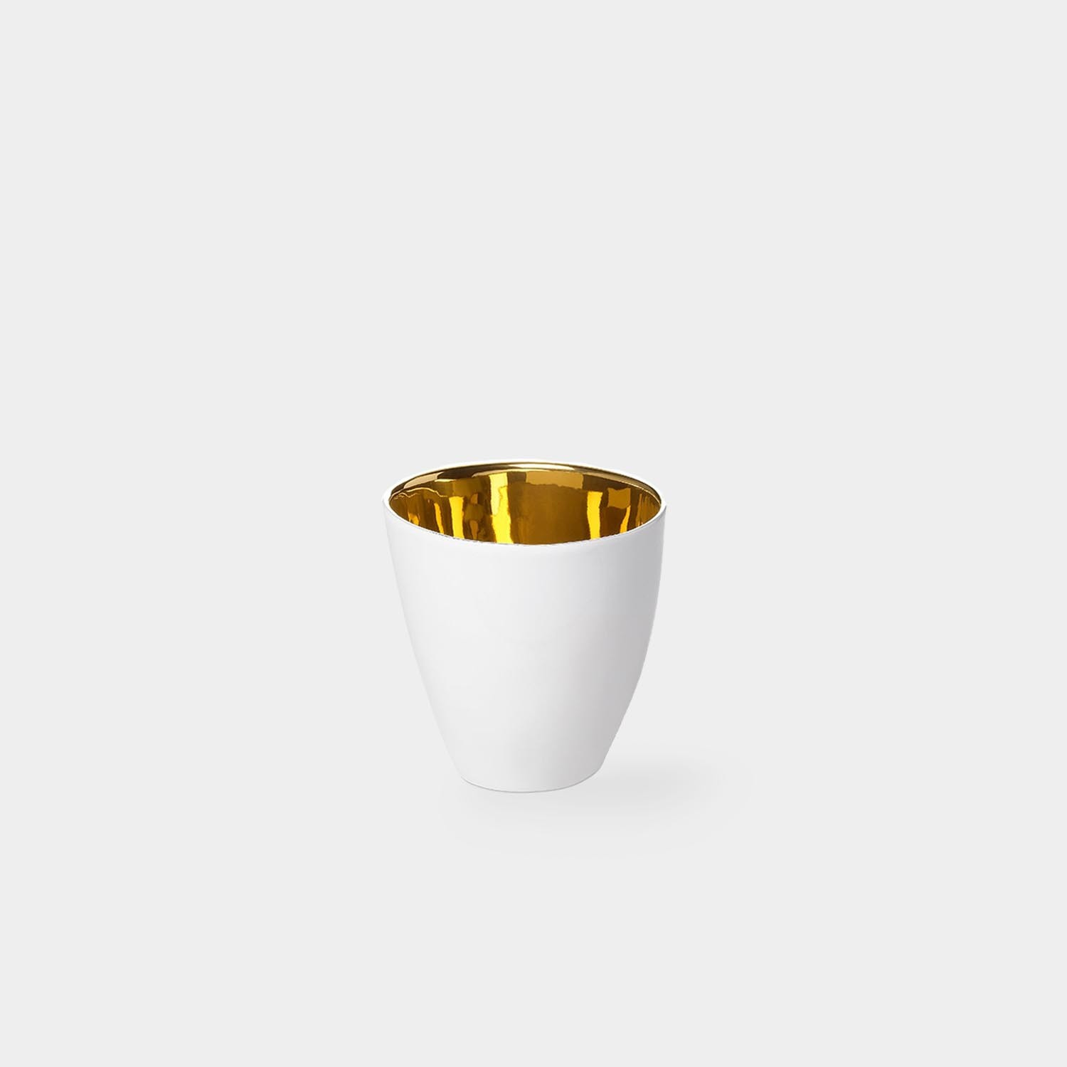 Coffee Cup Gold