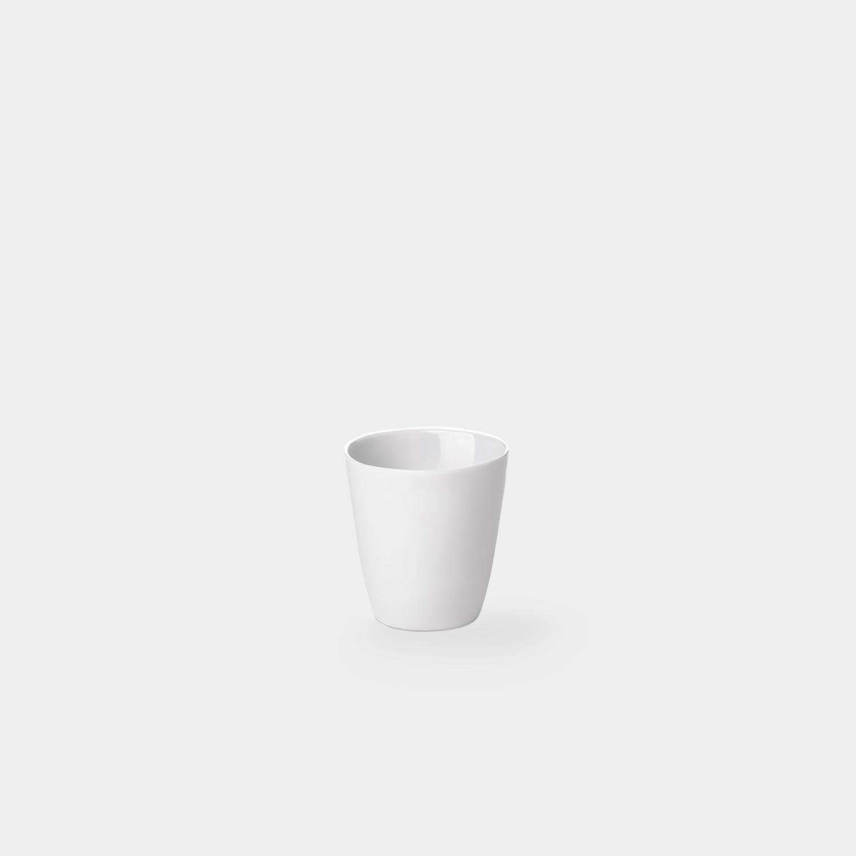 Espresso Cup White Porcelain