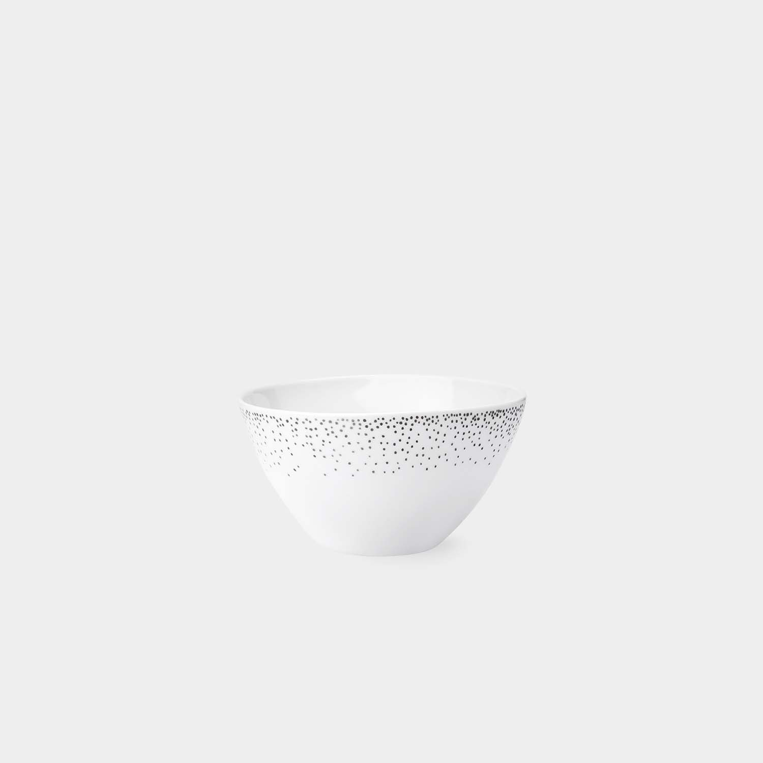 Small Bowl Platinum Confettis