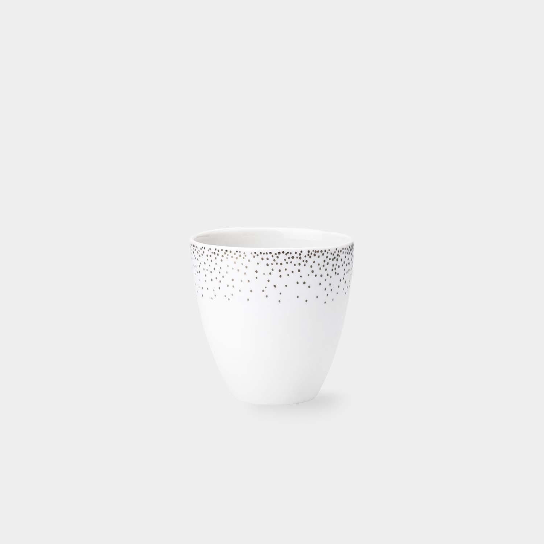Tea Cup Platinum Confettis
