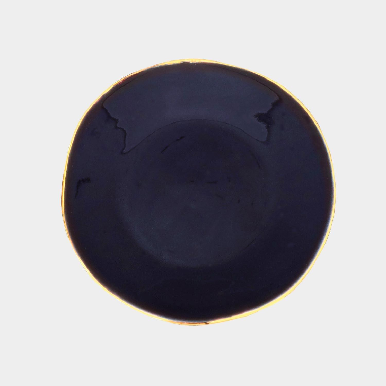 Dinner Plate Indigo