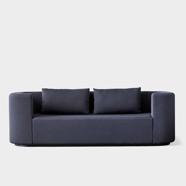 VP168 Sofa, Wool