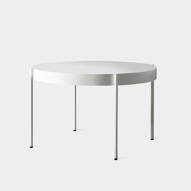 Series 430 Round Table, White