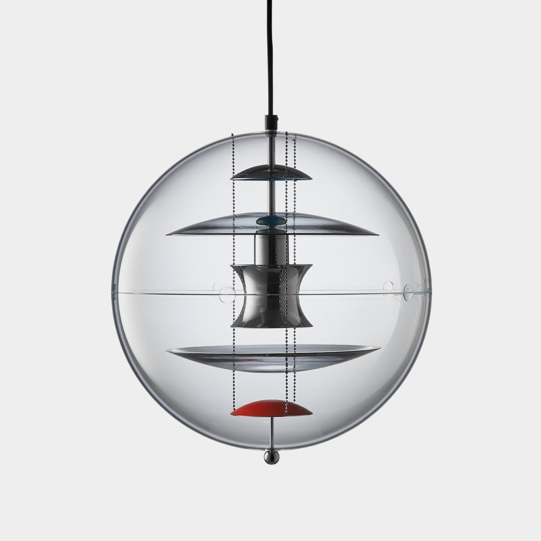 VP Globe Colored Glass