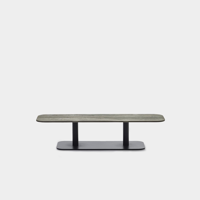 Kodo Coffee Table, Ceramic Top