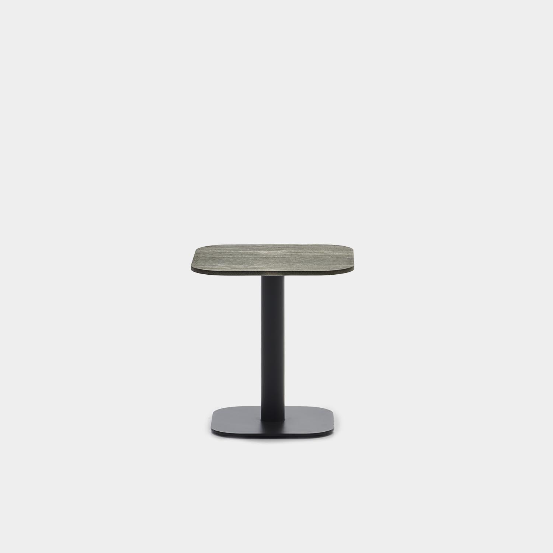 Kodo Side Table, Ceramic Top