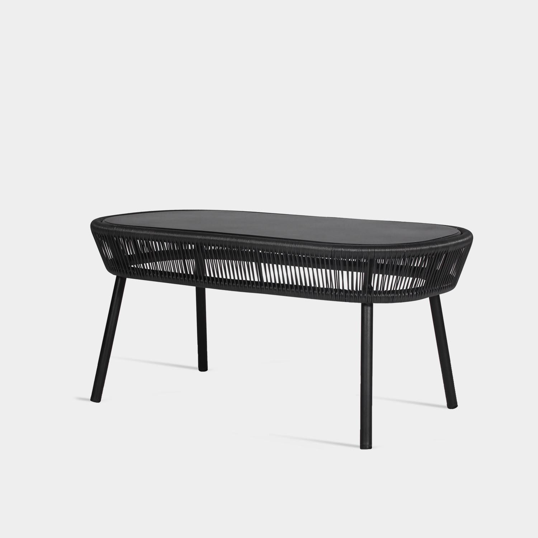 Loop Coffee Table, Black