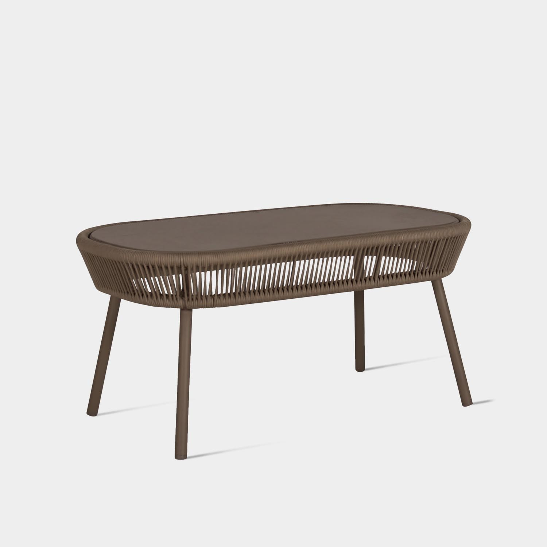 Loop Coffee Table, Taupe