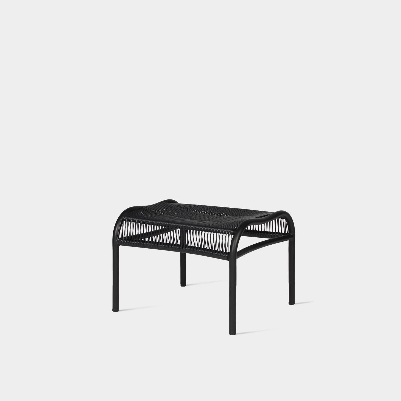 Loop Footrest, Black