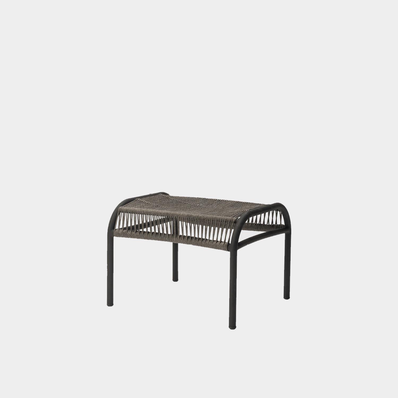 Loop Footrest, Gray
