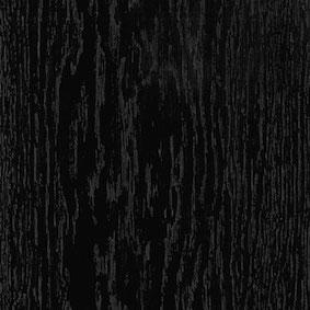 Black Painted Oak Veneer